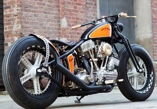 Old School Kawasaki Motorcycles