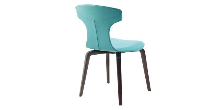 Dining Room Chairs - Montera by Poltrona Frau
