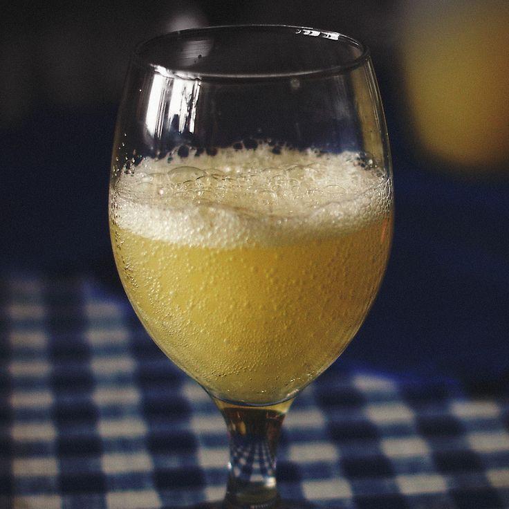 Домашнее имбирное пиво (имбирный лимонад)
