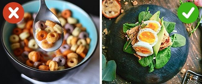 7 Breakfasts That Only Pretend to Be Healthy – OddMeNot