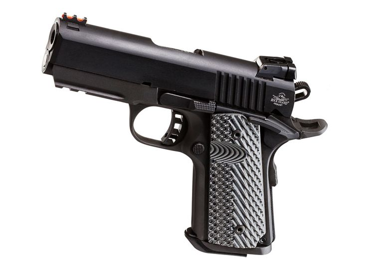 Rock Island Releases Two New Compact 1911 Pistols