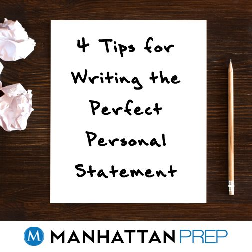 9 best Personal Statement images on Pinterest Personal statements - best of 9 personal statement letter