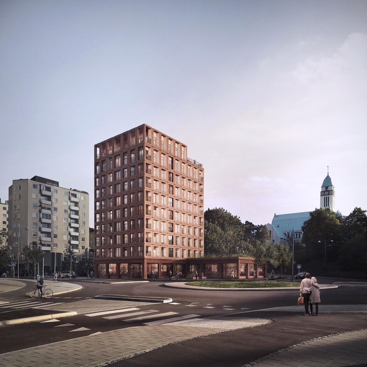 Housing, Sundbyberg - Competition