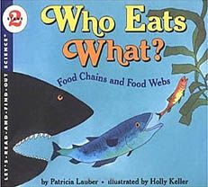 A straightforward early introduction to food chains for kids -- in the ocean and on land. Readers learn about the food chain from basic plants and simple organisms all the way up to humans