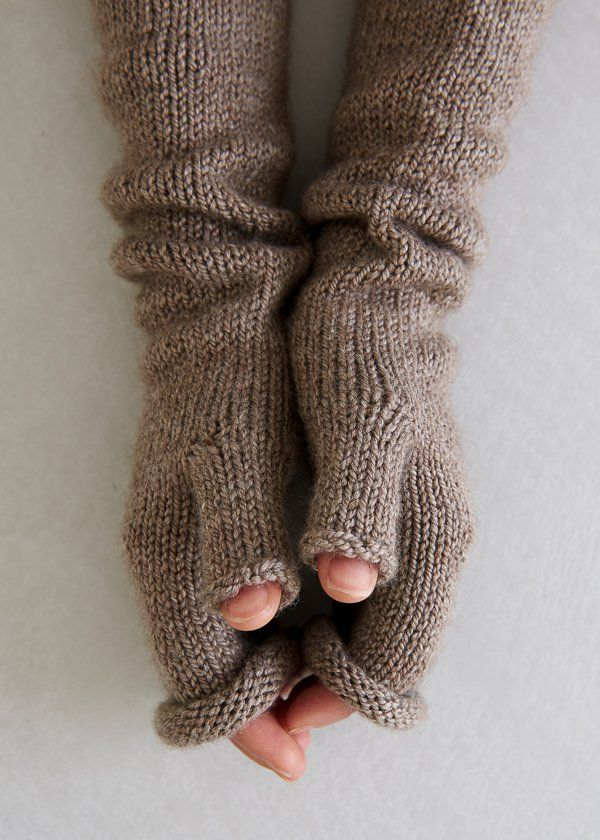 316 Best Knitting Mittens Images On Pinterest Knit Mittens
