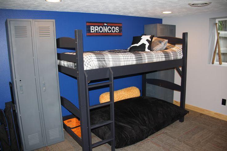 1000 images about hayden on pinterest denver broncos for Denver broncos bedroom ideas