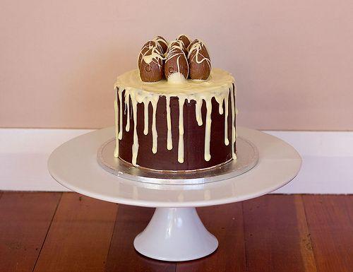 Easter Birthday Cake