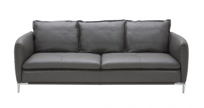 Carlton Modern Sofa Gray