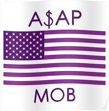 ASAP MOB of America Posters