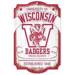 71 Best Wisconsin Badgers Fan Gear Images On Pinterest