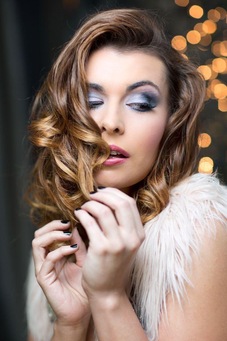 Makijaż wykonany przez Marzenę Tarasiewicz, eksperta z Makeupowni http://pracowniawizerunku.olsztyn.pl/makeupownia