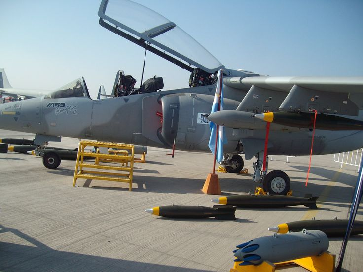 IA-63 Pampa II Argentinian Air Force