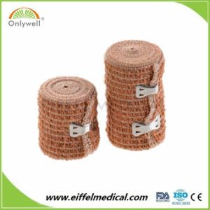 Medical First Aid Cotton Elastic Crepe Bandage on Made-in-China.com