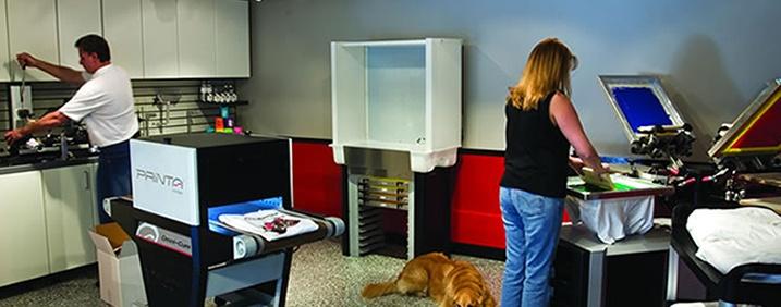 Screen Printing and Silk Screening Machines