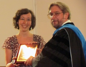 Iliff Honors Convocation Recognizes Outstanding Students (May 23, 2012)