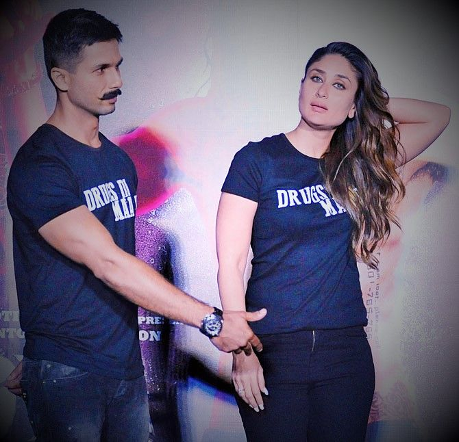 Shahid Kapoor, Kareena Kapoor Khan Here is exciting news for fans of Shahid Kapoor and Kareena Kapoor Khan. The ex-lovers, who had delivered the all-time hit Jab We Met, are likely to reunite.