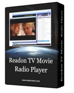 Readon TV Movie Radio Player is an Internet TV application that lets you watch web TV channels and listen to online radio stations. Its interface serves its purpose. You click on the tab you are interested in (TV, Radio & Live Sports) & browse through the list of available content. Start playing by double clicking any channel or station.