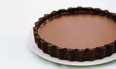 Nigella's salted chocolate tart. I might try Nutticrust biscuits for the base for a different flavour