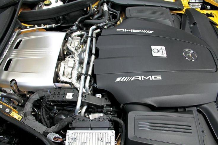 Mercedes AMG GT de la Posaidon