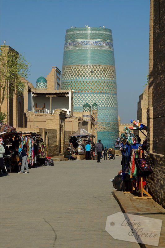 Usbekistan * Der Duft der Seidenstraße * - Chiwa Usbekistan