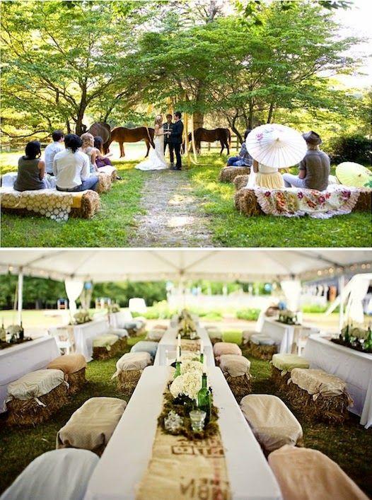 Rustic Outdoor Wedding Ideas   http ...