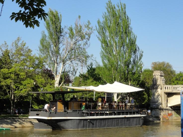 Timisoara, River Bega