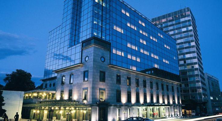 泊ってみたいホテル・HOTEL ブルガリア>ソフィア>ソフィア中心部のシティガーデンの景色を望む5つ星ホテルです>グランド ホテル ソフィア(Grand Hotel Sofia)
