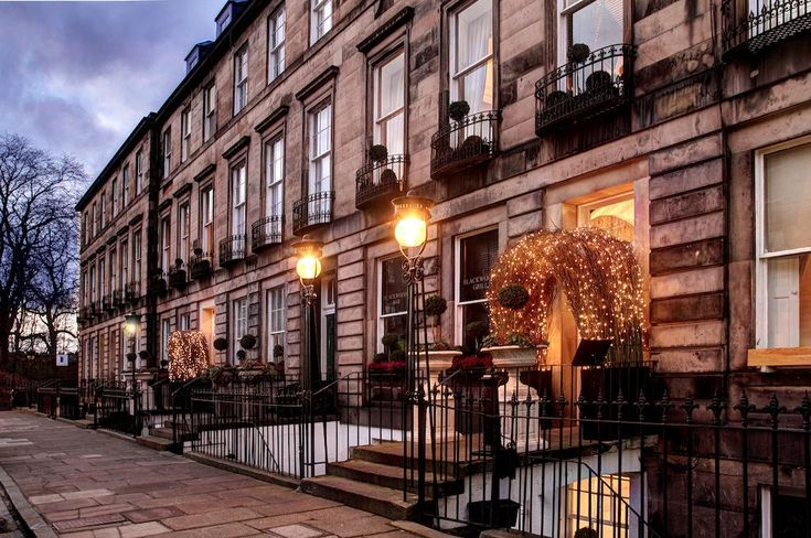 Hotel Nira Caledonia, Edinburgh, UK - Booking.com