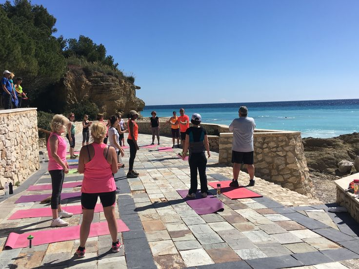 March 2017 Boot campers here with us on the Costa Blanca,  Spain