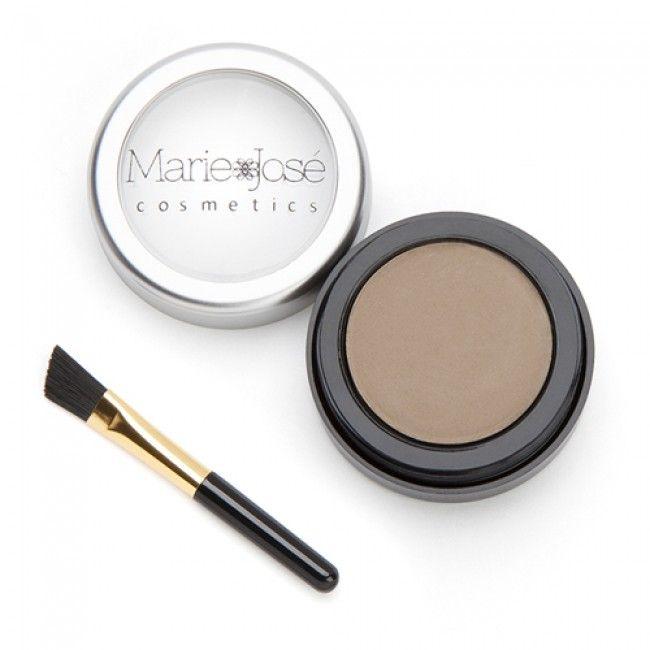 Augenbrauenpuder in der Farbe Blond  Professionelles Augenbrauen Make-Up von Marie-José Cosmetics