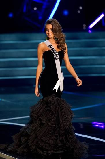 Miss USA 2013: Swimsuit and Evening Gown Preliminaries