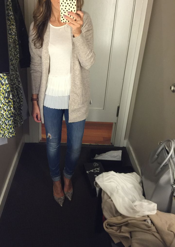 Happy Sunday!      Once again I had some fitting room snapshots accumulated on my iPhone and some of these are too good not to share.  ...