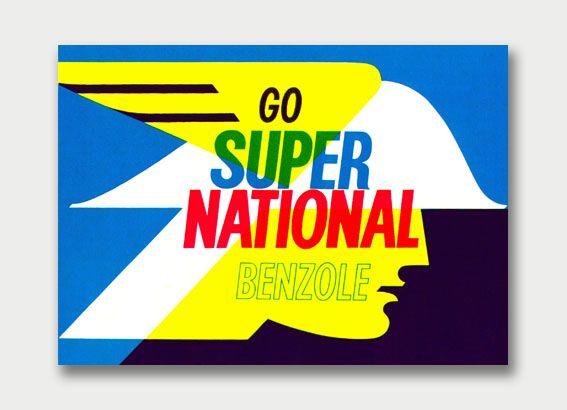 FHK Henrion; Super National Benzole Petrol