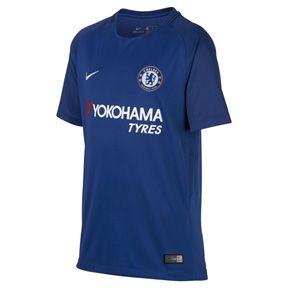 Nike Youth Chelsea Soccer Jersey (Home 2017/18): http://www.soccerevolution.com/store/products/NIK_41116_A.php
