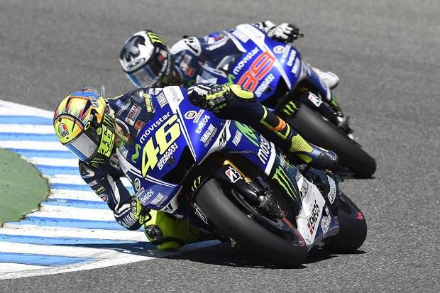 Klasemen Sementara MotoGP 2015