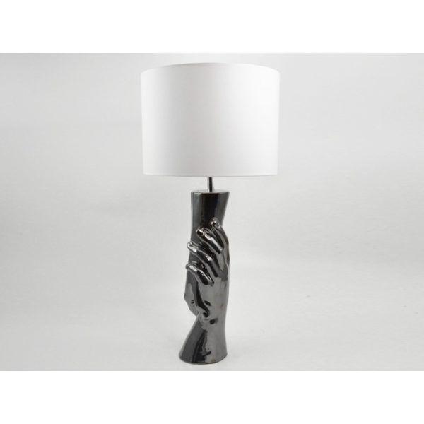 Lampe A Poser Lampadaire Luminaire Decoration Boisetdeco Luminaire Lampadaire Lampe En Verre