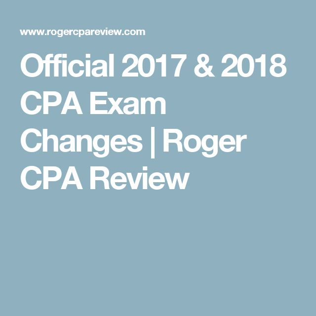 how to study for cpa exam
