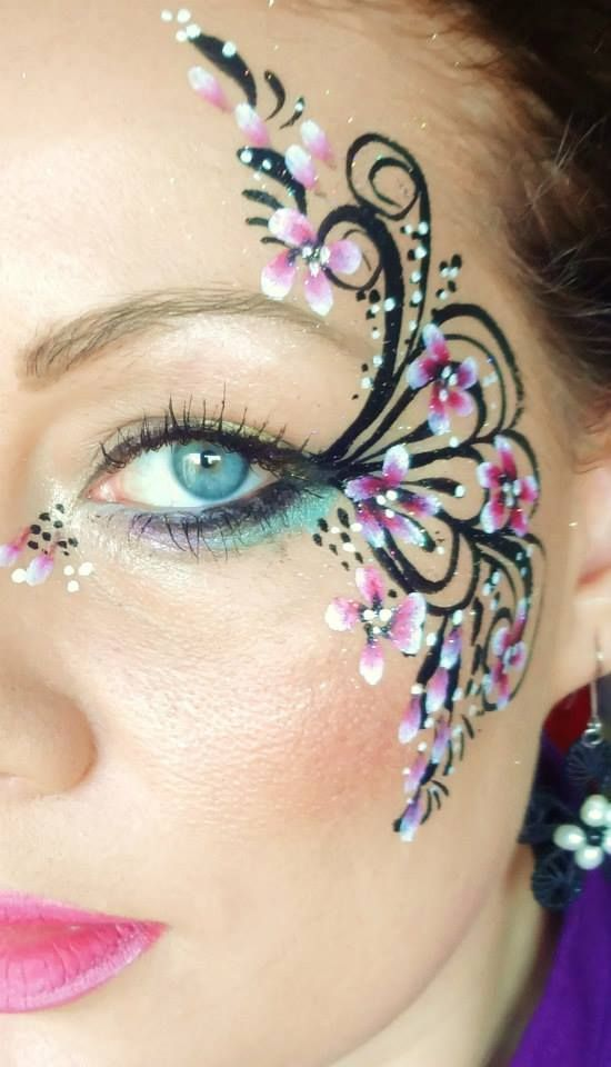 678 Best Images About Face Painting On Pinterest Mask