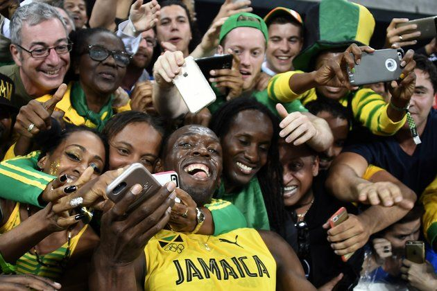Sorry Ellen, But Usain Bolt's Olympic Selfies Are Now The G.O.A.T.