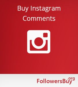 """http://followersbuy.org/buy-instagram-comments/- Buy instagram comments That is the reason we are constantly ready to offer the """"Best Value"""" decision at the best cost on the Internet. In the event that you are unverifiable about which bundle will work for you best, simply look through our estimating alternatives above and give careful consideration to the premium choice. As the name of Buy followers instagramthe bundle suggests"""