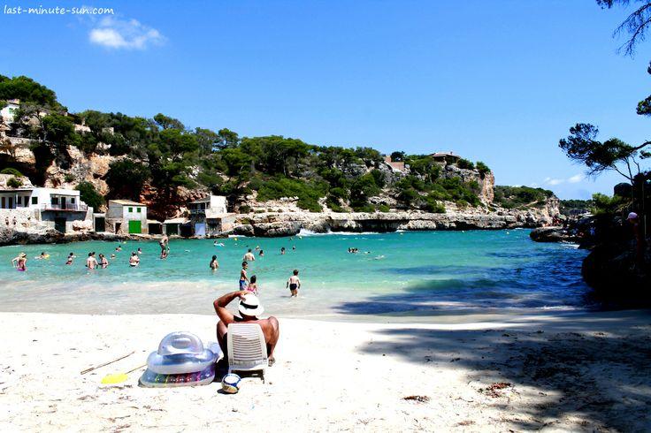 Cala Llombards - Mallorca - Empfehlenswert für Familienurlaub mit Kindern - http://www.last-minute-sun.com/last-minute-mallorca/ #mallorca