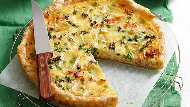Pin by Brenda Coleman on flans and quiches | Pinterest
