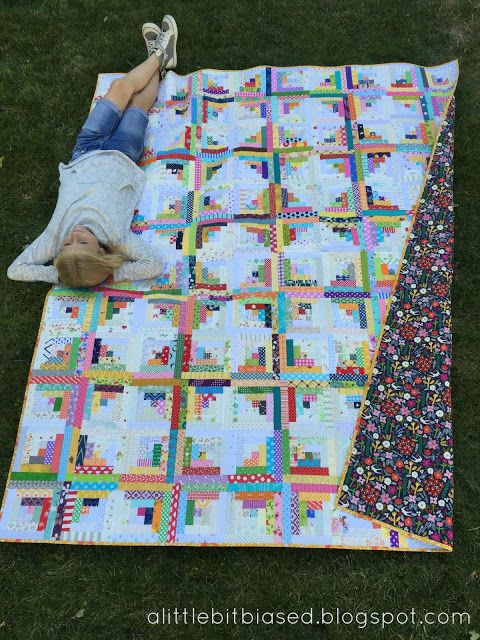 1000 Images About Quilts Log Cabin Variations On