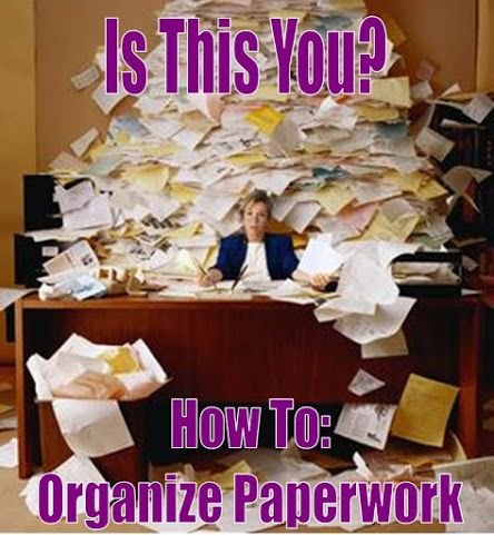 Paperwork Organization: Bills, Financials, Mail & More If you're like the typical household you are likely buried under paper. Old bills, tax returns, check stubs, receipts, bank statements, n...