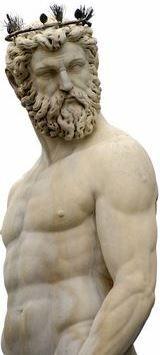 POSEIDON (Lat. Neptune)