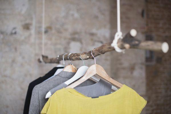 DIY Set für die Kleiderstange Walden