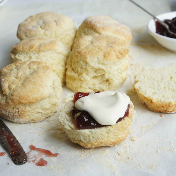 """Melt in your Mouth Scones by abrarose - """"Will be making these for years and years!"""" - sugarplumprincess"""