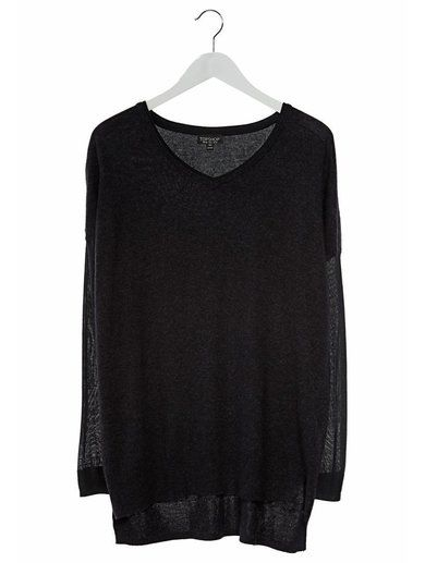 Topshop Sweter szary