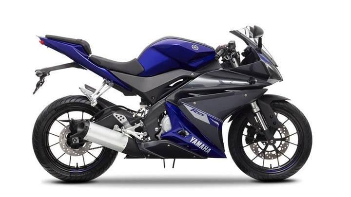 Yamaha YZF R125 2014