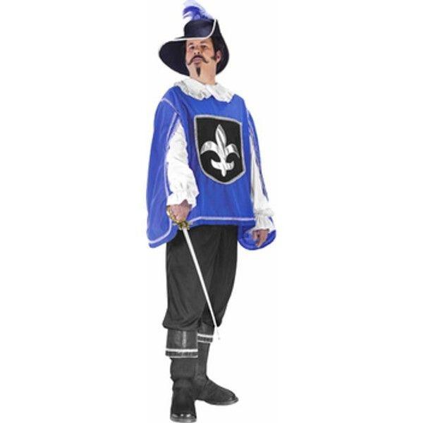 Adult Musketeer Costume 47